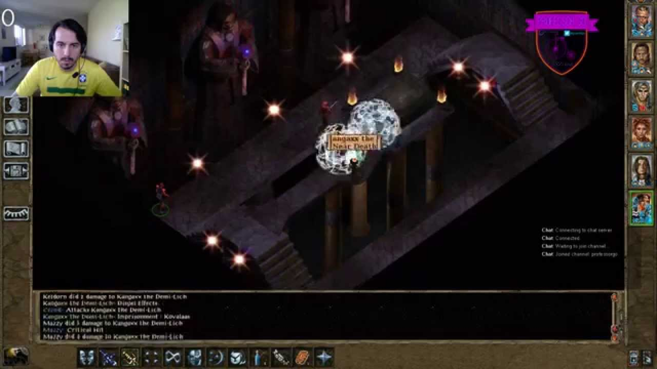 Baldur S Gate  Ring Of Kangaxx
