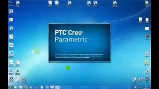 Установка и активация Creo Parametric 3 0