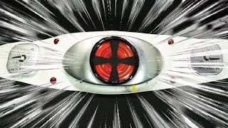 激アツ!!デッドストック!? 仮面ライダー 旧1号 ポピー 光る回る 電動変身ベルト ポピー版旧1号のベルト 昭和ライダー Kamen Rider Henshin Belt 1go Popy thumbnail