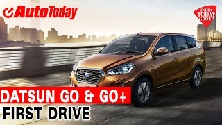 Datsun Go And Go+ CVT | First Drive | Auto Today