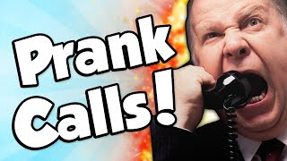 PRANK CALLS GONE WRONG! (Funny Prank Calls)