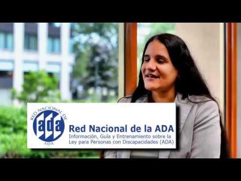 ¿Qué es la Red Nacional de ADA?