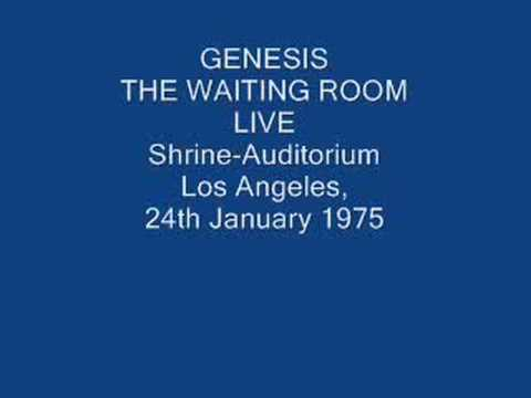 genesis- the waiting room (live) mp3