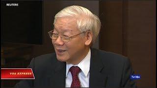 Truyền hình VOA 17/10/18: Ông Nguyễn Phú Trọng sắp trở thành Chủ tịch nước