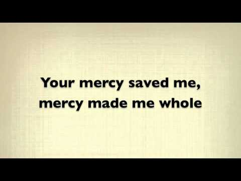 Mercy - Casting Crowns Lyrics - YouTube