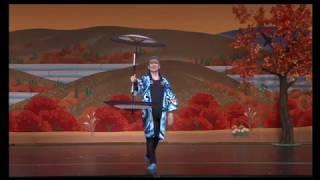 2019年3月10日に彩の国さいたま芸術劇場で開催された「第6回さいたま芸能連盟・夢の祭典」から、山本常雄の民舞で「南部荷方節」