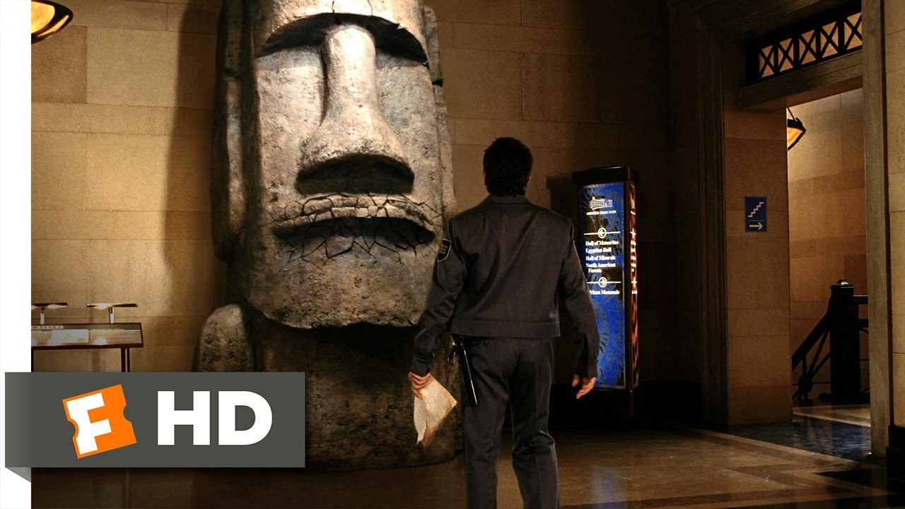 Night At The Museum (2/5) Movie CLIP - Dum Dum Give Me Gum ...