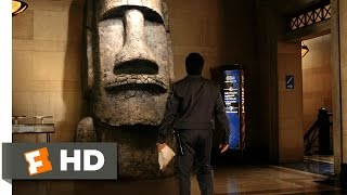 Night at the Museum (2/5) Movie CLIP - Dum Dum Give Me Gum Gum (2006) HD