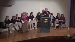 Scott Middle School Veterans Celebration 2018