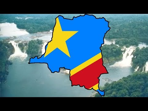 Democratic Republic Of The Congo - Speed Art