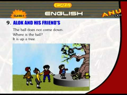 English Chapter 9 - Alok And His Friends For Kids