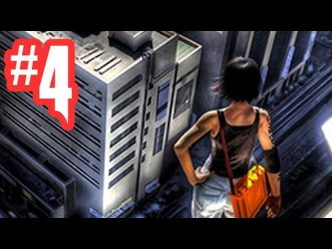 Mirror 39 s edge gameplay walkthrough chapter 3 heat for Mirror gameplay walkthrough