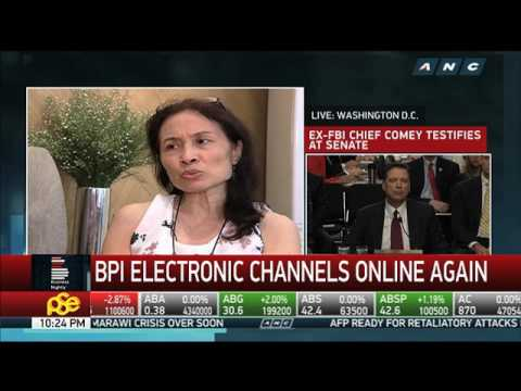 BPI says electronic channels online again