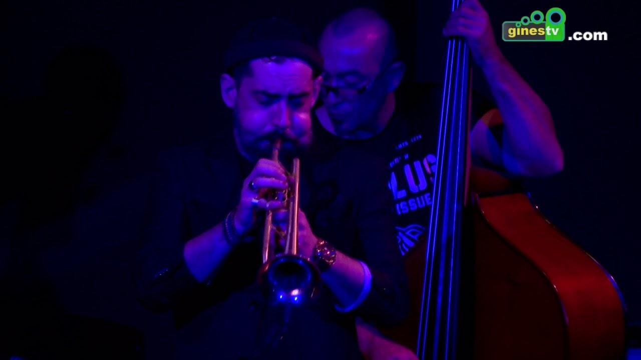 Raynald Colom puso el broche al Festival Internacional de Jazz de la provincia en Gines