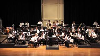 African Bell Carol | Highlands Intermediate School Symphonic Band | 2010 Winter Concert