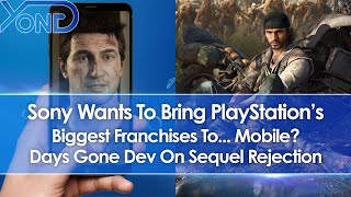 Sony Hiring To Bring Major PlayStation Franchises To... Mobile? Days Gone Dev on Sequel Rejection