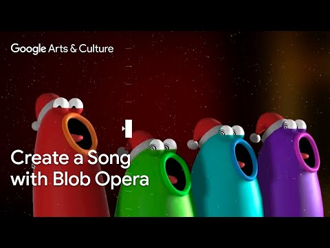 The Blob Opera Lets You Create Festive Music with Ease: An Interactive Experiment Powered by Machine Learning