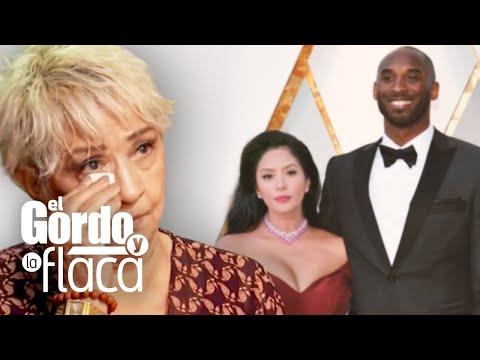 En exclusiva: la suegra de Kobe Bryant hablará del abandono en que su hija la tiene | GYF