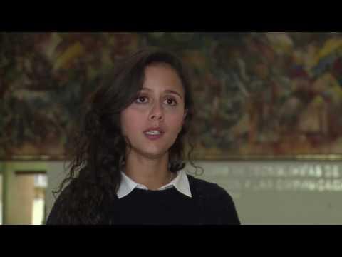 Jaifa Mezher directora Oficina Internacional Ministerio TIC C24 N2 #ViveDigitalTV
