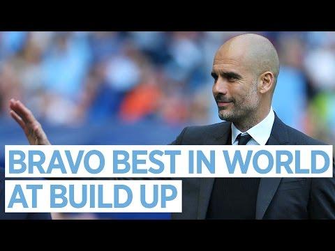 GUARDIOLA ON BRAVO, AGUERO & UCL | Man City 3-1 Hull City | Post Match Press Conference