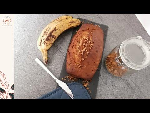 recette-gâteau/cake-à-la-banane-facile,-un-favori-pour-le-goûter-ou-un-brunch