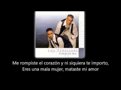 Aventura (Los Tinellers) - Trampa De Amor (lyric - letra)