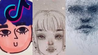 Tik Tok Drawing Tutorials #5