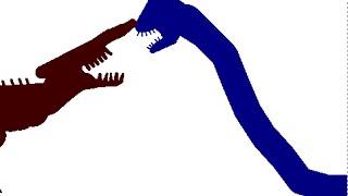 PFA - Mutanted Gunelant vs Piranhaconda