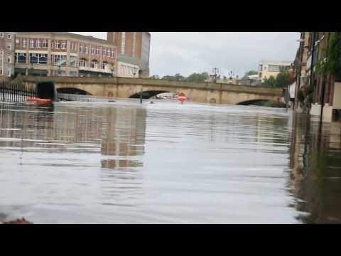 York Floods Sept 26 2012