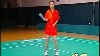 李玲蔚羽毛球3實戰技巧 4準備活動