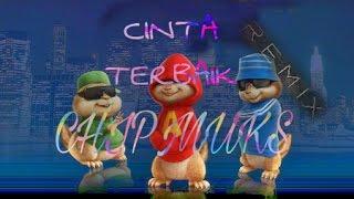 Cinta Terbaik Mix Chipmunks Parody.