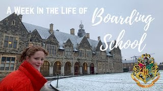 A Week In The Life Of A British Boarding School Student | Lottie Lou Smith