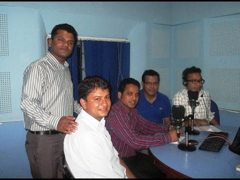 Talk programme with NDA Chitwan Executives on occassion of World Oral Health Day 2015