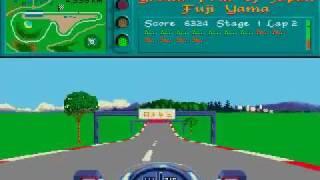 Vroom Circuit 1 (Atari ST)