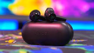 Razer Hammerhead True Wireless Earphones Review [4K]