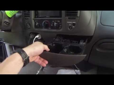 How to fix pop out cup holder in less than 1 minute! 97-03 Ford F150/Explorer/Expedition