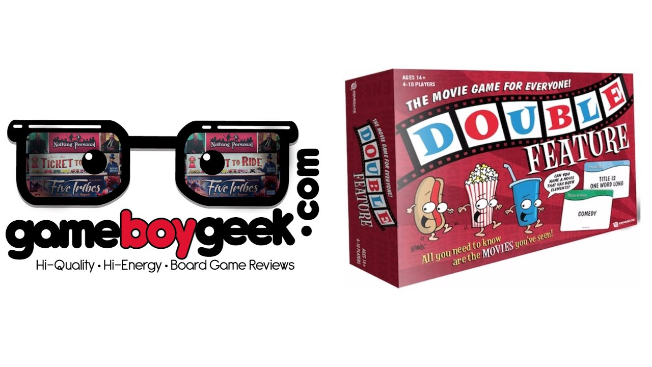 Double Feature Review with the Game Boy Geek