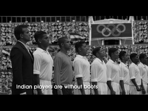 Indian Football history, first indian football match (olympics)