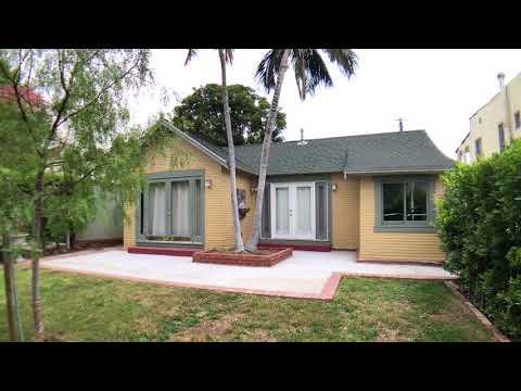 4 unit investment property in Los Angeles - Christophe Choo Caldwell Banker