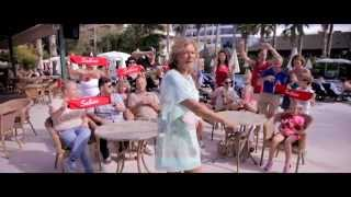 Sabine - Eiland in de zon (Schlagerfestival Turkije 2014)