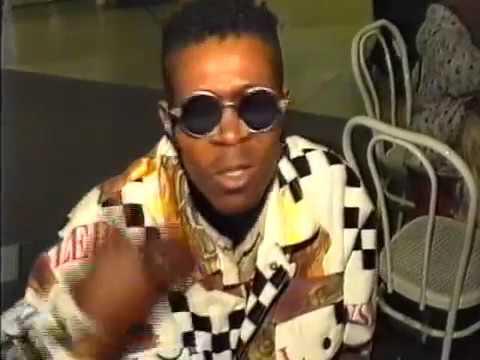 1991  de Modogo Gian Franco Ferre sur Télé Zaïre dans l'émission MELTING POT