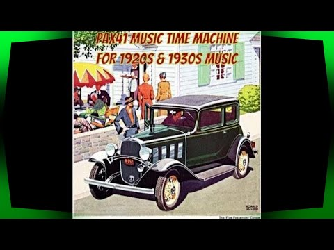 1930s Classic Cars & Orchestra Music Of The  Art Deco Era @Pax41