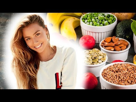 WHAT I EAT IN A DAY: Vegan Fitness Models