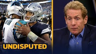 Skip Bayless reacts to the Dallas Cowboys
