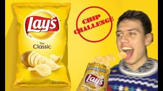 Lays Chip CHALLENGE