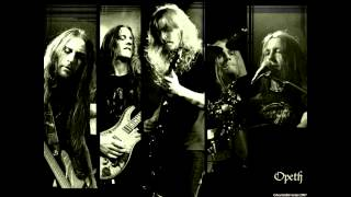 Opeth - The Night And The Silent Water (Lyrics - sub)
