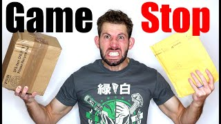 Ordering PRE-OWNED Nintendo 3DS Games from GameStop. THIS IS WHAT HAPPENED!