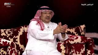 أحمد البريكي - جبناها يمين أو يسار ليس من المنطق عدم تأجيل مباراة الأهلي و الفيصلي #برنامج_الخيمة