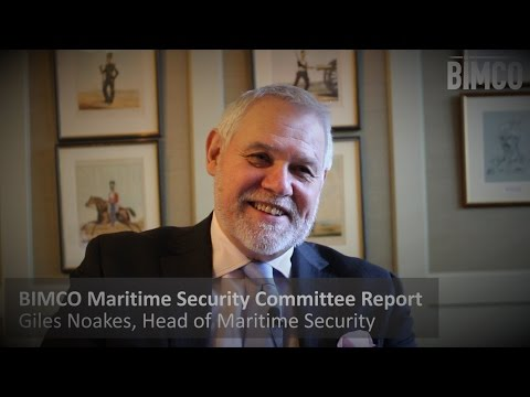 BIMCO Maritime Security Report