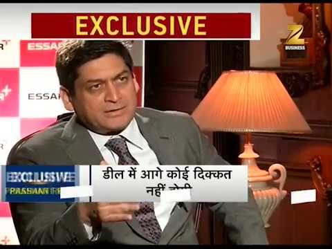 Exclusive interview with Prashant Ruia after Rosneft Essar deal